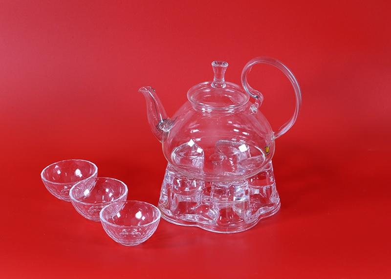 茉莉花茶玫瑰茶壶