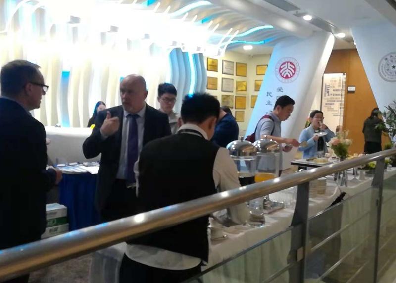 11月2号南山区深圳湾创业投资大厦4楼活动图片